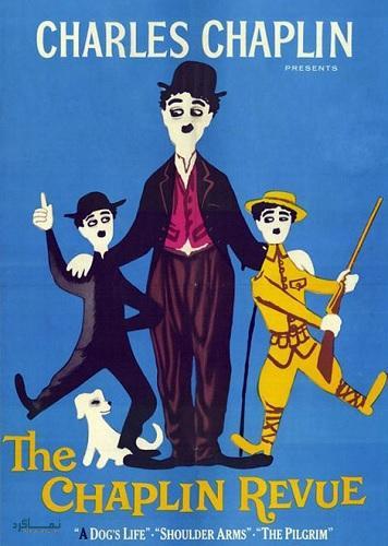 دانلود نمایشنامه انتقادی چاپلین The Chaplin Revue 1959 BluRay