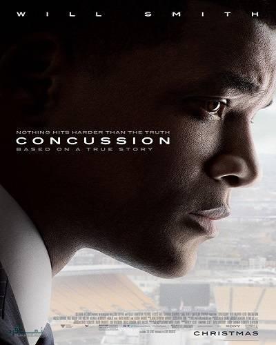دانلود رایگان دوبله فارسی فیلم ضربه مغزی Concussion 2015