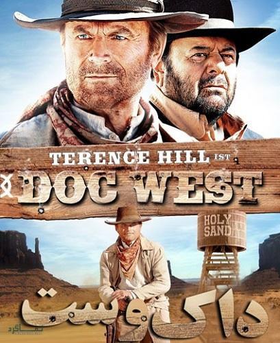 دانلود رایگان دوبله فارسی فیلم وسترن Doc West 2009