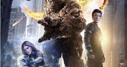 دانلود رایگان دوبله فارسی فیلم اکشن Fantastic Four 2015