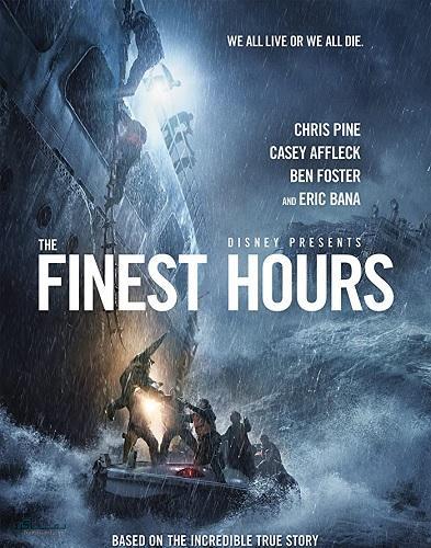 دانلود رایگان دوبله فارسی فیلم تاریخی The Finest Hours 2016