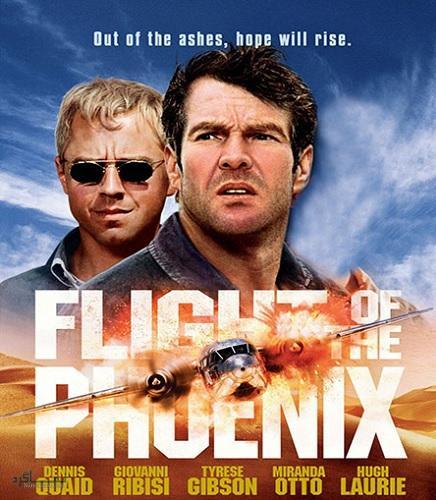 دانلود رایگان دوبله فارسی فیلم Flight of the Phoenix 2004