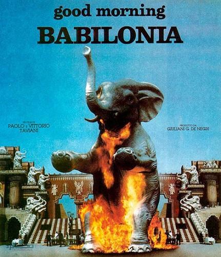 دانلود رایگان دوبله فارسی فیلم Good morning Babilonia 1987