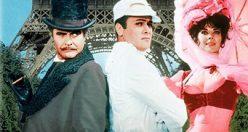 دانلود رایگان دوبله فارسی فیلم خارجی The Great Race 1965