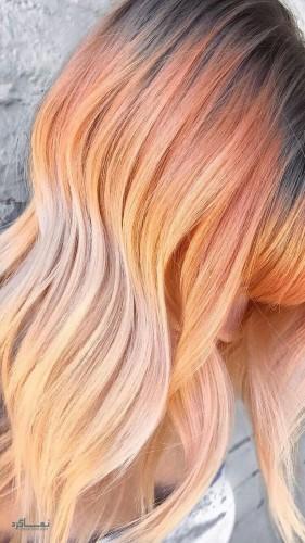مدل مو های زنانه خاص
