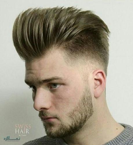 مدل مو های پسرانه کوتاه جذاب