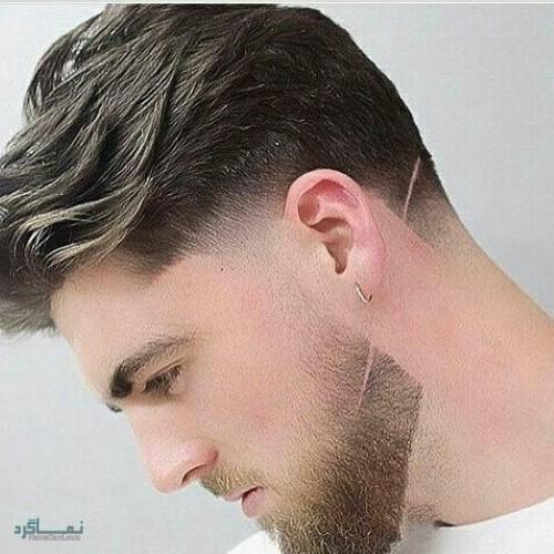 مدل مو های مردانه خاص