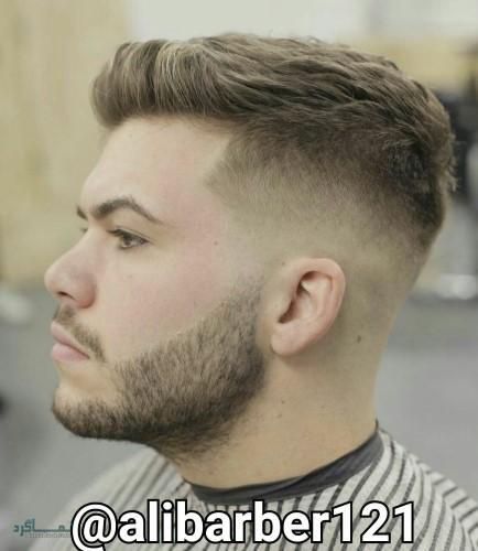 مدل مو های پسرانه قشنگ