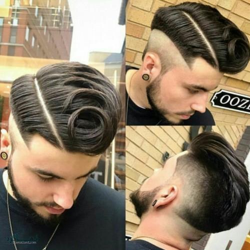 مدل موی پسرانه جدید جذاب