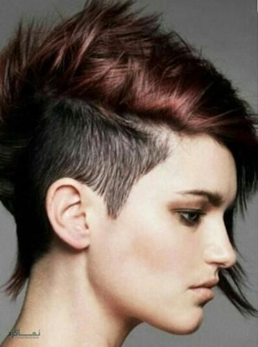 مدل مو های زنانه قشنگ