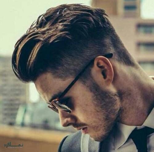 مدل مو های پسرانه کوتاه خفن
