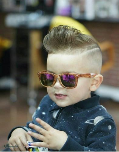 مدل مو های مردانه زیبا