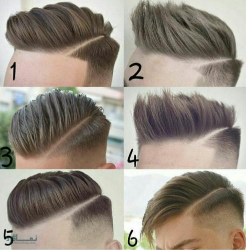 مدل موی پسرانه جدید خفن