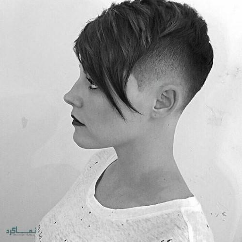 مدل مو های پسرانه باکلاس