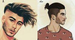 مدلهای مو پسرانه جدید + انواع مدلهای خاص جدید مو (۱۴)