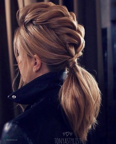 مدل مو ی زنانه باکلاس