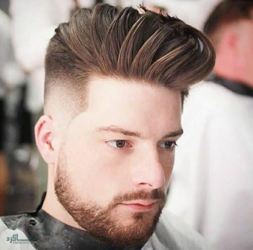مدل موی زیبا مردانه جدید