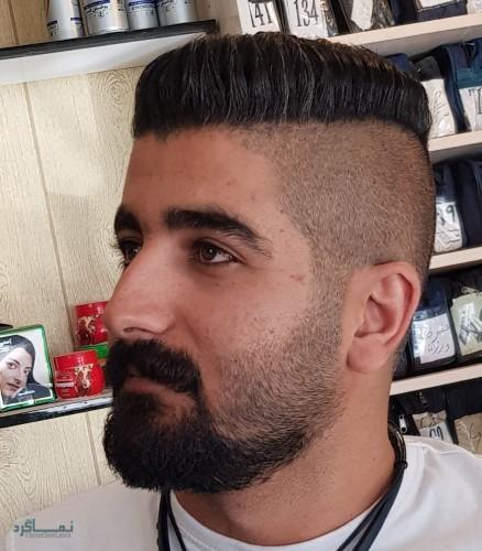مدل موی زیبا مردانه متفاوت