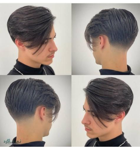 مدل موی زیبا مردانه جذاب