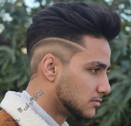 مدلهای موی زیبا مردانه