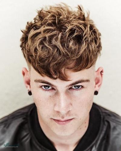 مدل موی جذاب مردانه زیبا