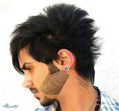 مدل مو های مردانه ایرانی جذاب