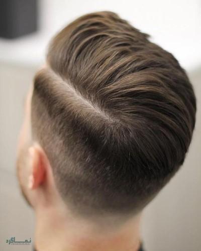 مدل موی جذاب مردانه متفاوت