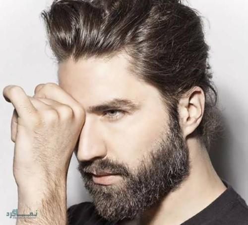 مدل مو مردانه ایرانی جدید