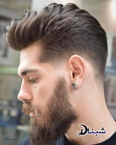 مدل مو های مردانه ایرانی سنگین