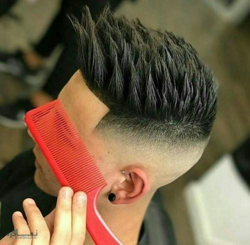 مدل مو های مردانه کلاسیک باکلاس