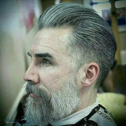 مو های مردانه کلاسیک جدید