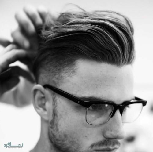 مدل مو های مردانه ایرانی باکلاس