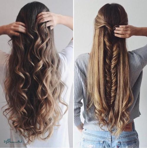 مدل مو های زنانه کلاسیک جدید