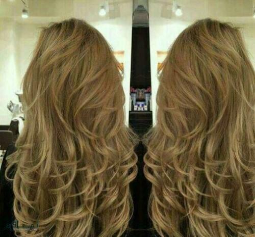 مو های زنانه کلاسیک متفاوت
