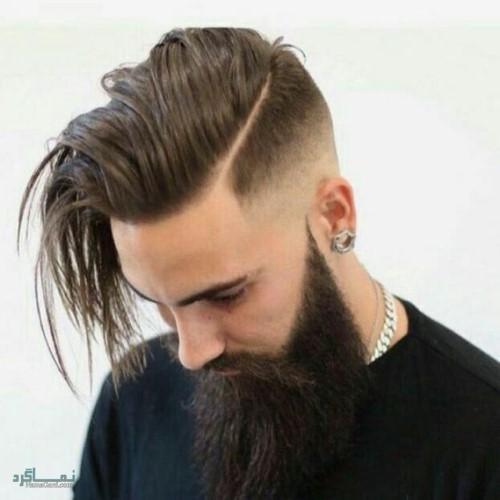 مدل مو مردانه کلاسیک 2018