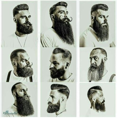 مدل مو مردانه کلاسیک قدیمی