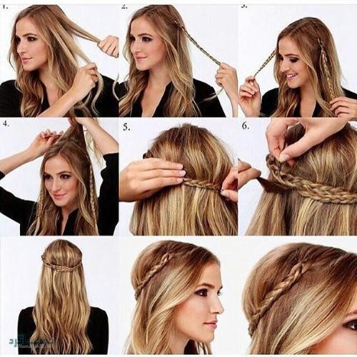مدل مو های زنانه لاکچری زیبا