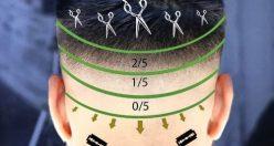 مدل مو مردانه لاکچری + انواع مدل موهای زیبا خاص جدید ۲۰۲۰