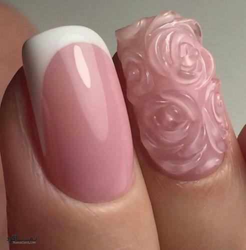 مدل ناخن های زیبا زنانه جذاب
