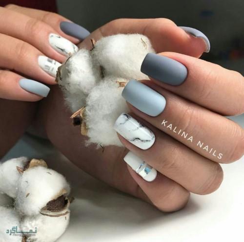 مدل ناخن های باکلاس زیبا