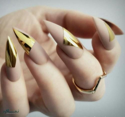 مدل ناخن های قشنگ باکلاس