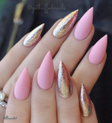 قشنگ ترین ناخن های زیبا