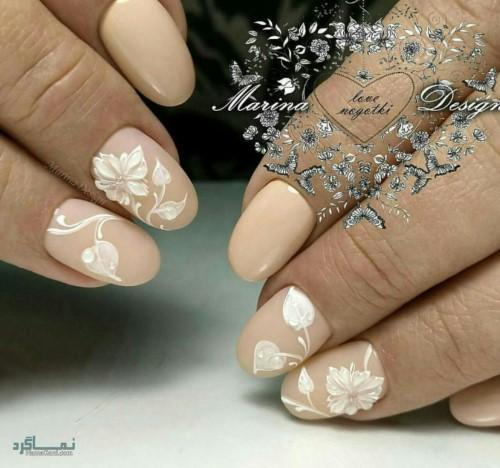 قشنگ ترین ناخن های متفاوت