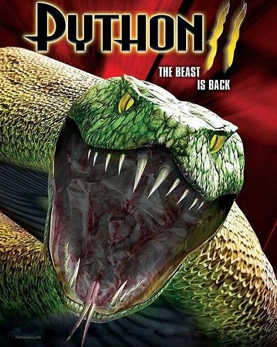 دانلود رایگان دوبله فارسی فیلم ترسناک Python 2 2002