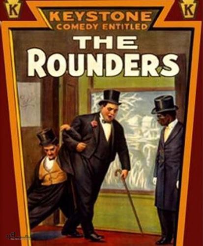 دانلود رایگان زبان اصلی فیلم کمدی قماربازان The Rounders 1914