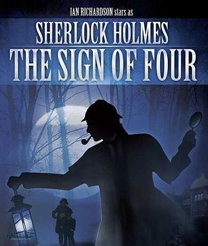 دانلود رایگان دوبله فارسی فیلم The Sign of Four 1987 BluRay
