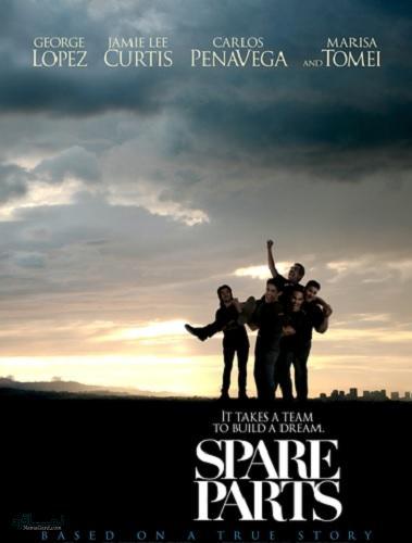 دانلود رایگان دوبله فارسی فیلم قطعات یدکی Spare Parts 2015