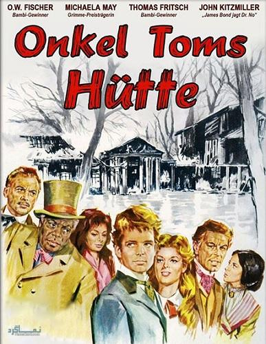 دانلود رایگان دوبله فارسی فیلم قدیمی Uncle Tom's Cabin 1965