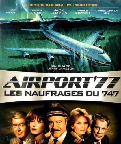 دانلود رایگان دوبله فارسی فیلم قدیمی Airport 1975 1974