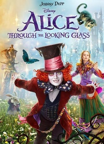 دانلود دوبله فارسی فیلم Alice Through the Looking Glass 2016